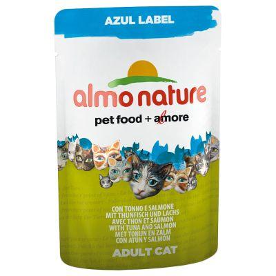 Almo Nature Azul Label 24 x 70 g