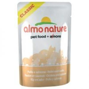 Almo Nature Classic Buste 6 x 55 g