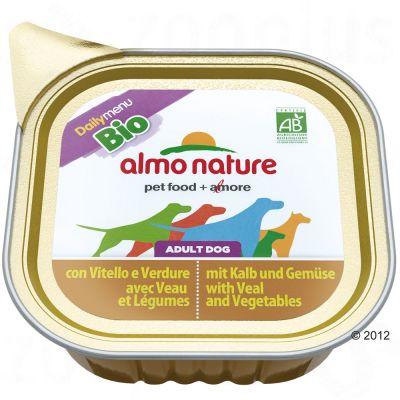 Almo Nature Daily Menu Bio 6 x 100 g