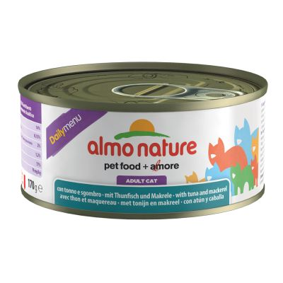 Almo Nature Daily Menu 6 x 170 g