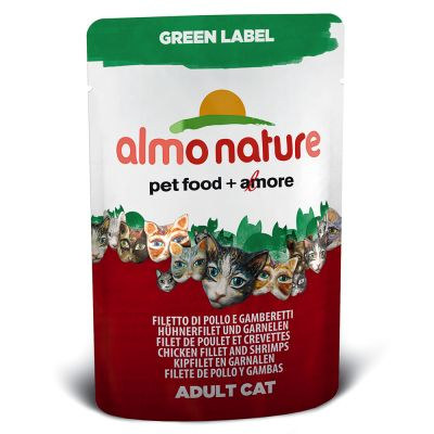 Almo Nature Green Label Filetti 12 x 55 g