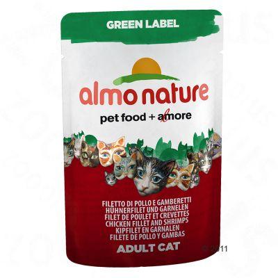 Almo Nature Green Label Filetti 24 x 55 g