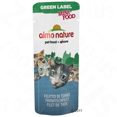 Almo Nature Green Label Mini-Food