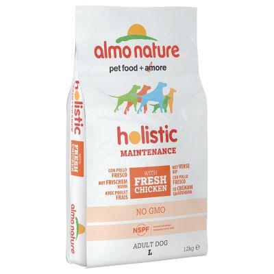 Almo Nature Holistic Large Adult con Pollo