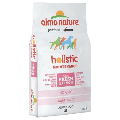 Almo Nature Holistic Medium Adult con Salmone