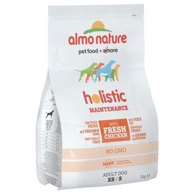 Almo Nature Holistic Small Adult con Pollo & Riso