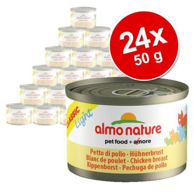 Almo Nature Light 24 x 50 g