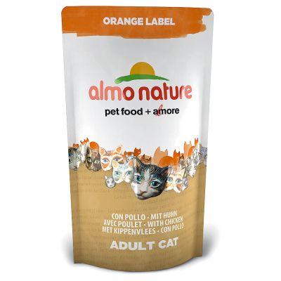 Almo Nature Orange Label Adult Pollo
