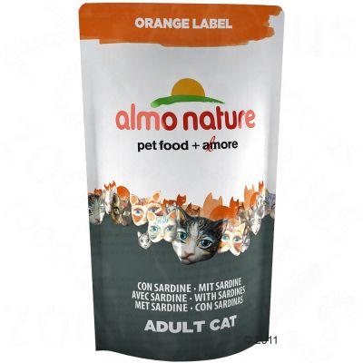Almo Nature Orange Label Adult Sardine