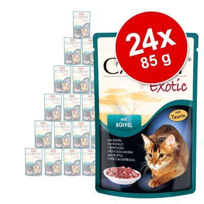 Animonda Carny Exotic 24 x 85 g