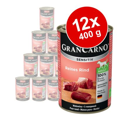 Animonda GranCarno Sensitive 12 x 400 g