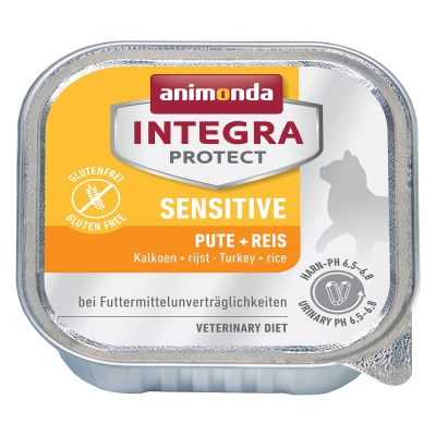 Animonda Integra Protect Adult Sensitive -rasiat 6 x 100 g