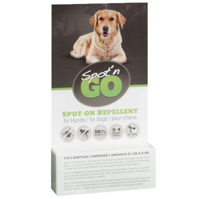 Antiparasitaire Spot'n Go pour chien
