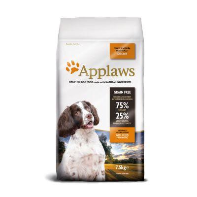 Applaws Adult Small & Medium Breed - Pollo