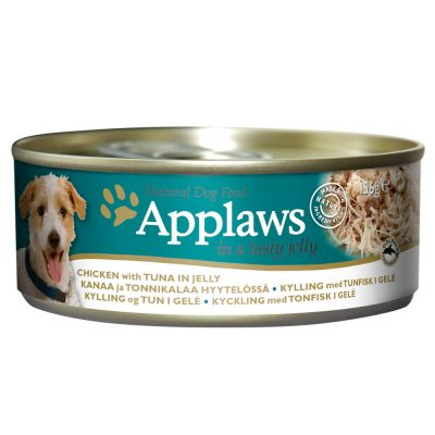 Applaws Dog Food in Jelly Saver Pack 24 x 156g