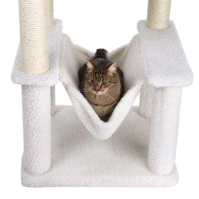 Arbre à chat Fluffy I