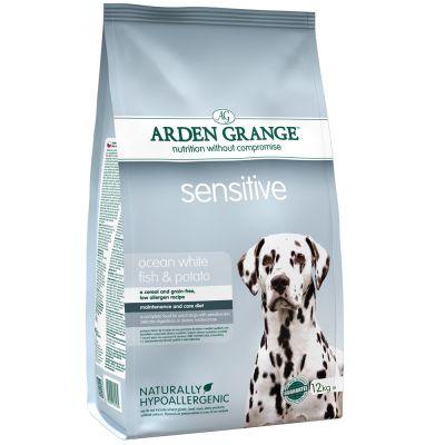 Arden Grange Adult Sensitive Pesce bianco & Patate