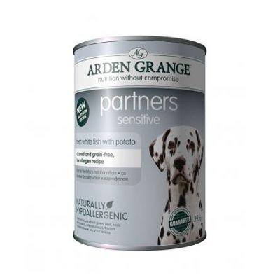 Arden Grange Partners Sensitive Pesce bianco & Patate