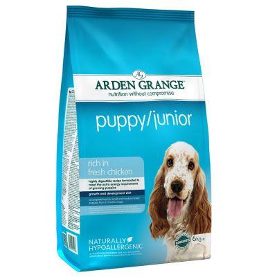 Arden Grange Puppy/Junior Pollo