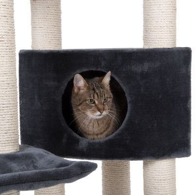ceiling cat trees atlas cat tree free p p 29 at zooplus. Black Bedroom Furniture Sets. Home Design Ideas