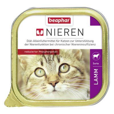 Beaphar Régime rénal 6 x 100 g pour chat