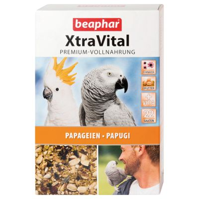 Beaphar XtraVital mangime per pappagalli