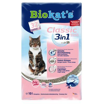 Biokat's Classic Fresh 3in1 - al borotalco