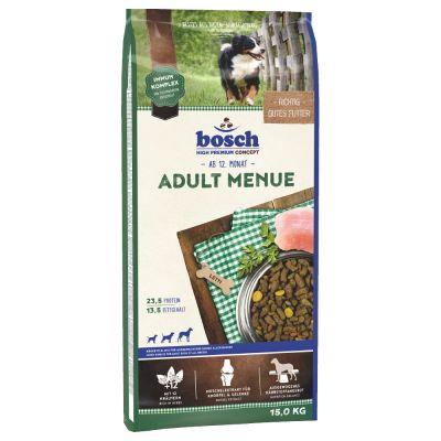 Bosch Adult Menue