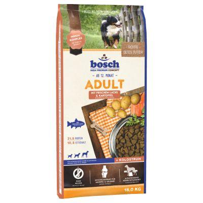 Bosch Adult Salmon & Potato, łosoś i ziemniak
