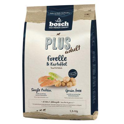 Bosch HPC Plus păstrăv și cartofi