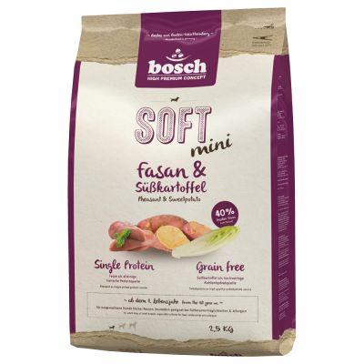 Bosch HPC Soft Mini Fagiano & Patate Dolci