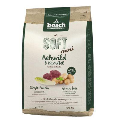 Bosch Soft Mini Venison & Potato
