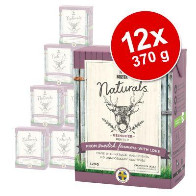 Bozita Naturals Bocconcini in gelatina 12 x 370 g