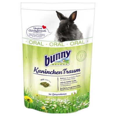 Bunny Traum Oral -kaninruoka