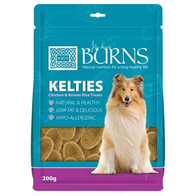 Burns Kelties Pollo & Riso