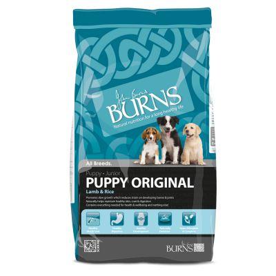Burns Puppy Original - Lamb & Rice