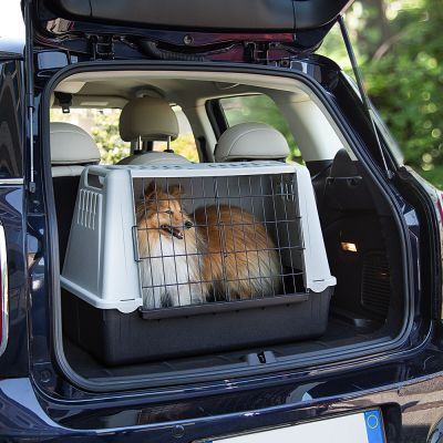 ferplast cage de transport atlas car pour chien zooplus. Black Bedroom Furniture Sets. Home Design Ideas