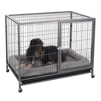 tabby l cage d 39 int rieur pour chien zooplus. Black Bedroom Furniture Sets. Home Design Ideas