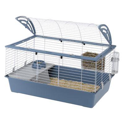 Cage Ferplast Casita 100 pour lapin et cochon d'Inde