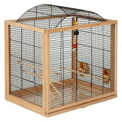 cage pour perruche et canari skyline belinda prix. Black Bedroom Furniture Sets. Home Design Ideas