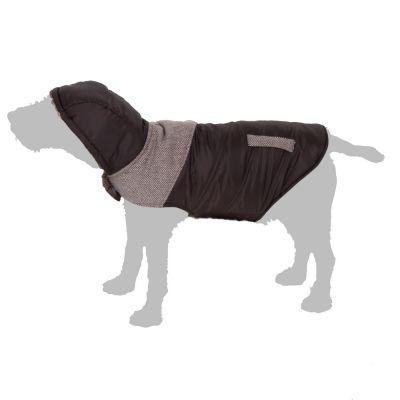 Cappotto per cani Tweed