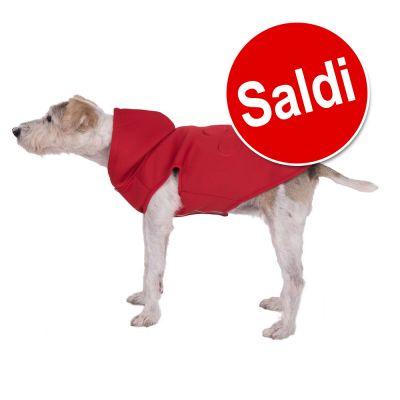 Cappotto per cani Windbreaker