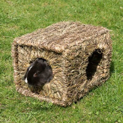 casa para roedores de heno xl m s econ mica en zooplus. Black Bedroom Furniture Sets. Home Design Ideas