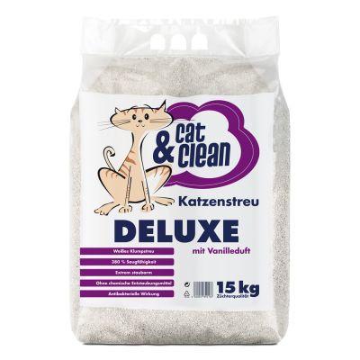 Cat & Clean Deluxe alla vaniglia
