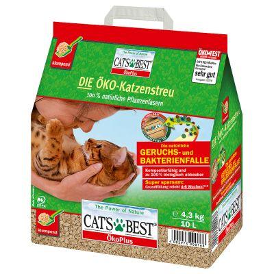 Cats Best Eko Plus (ÖkoPlus) pesek za mačke