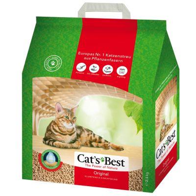 Cat's Best Öko Plus / Original Cat Litter