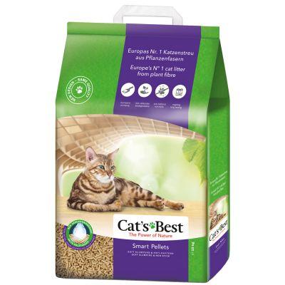 Cat's Best Nature Gold Smart Pellets, żwirek zbrylający