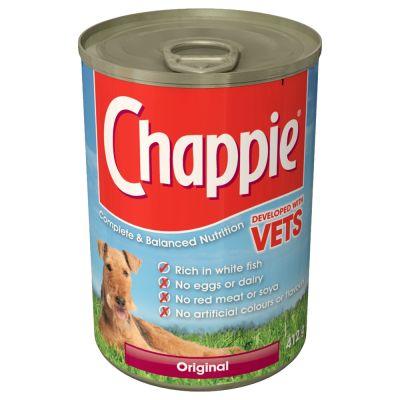 Chappie Dog Food Ingredients