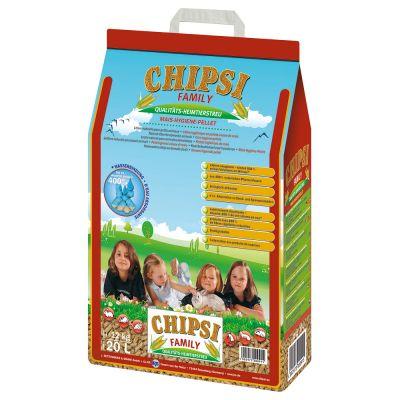 Chipsi Family Mais-Hygiëne-Korrels