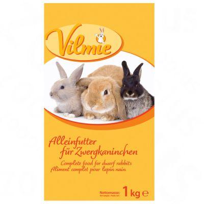Cibo per conigli nani Vilmie
